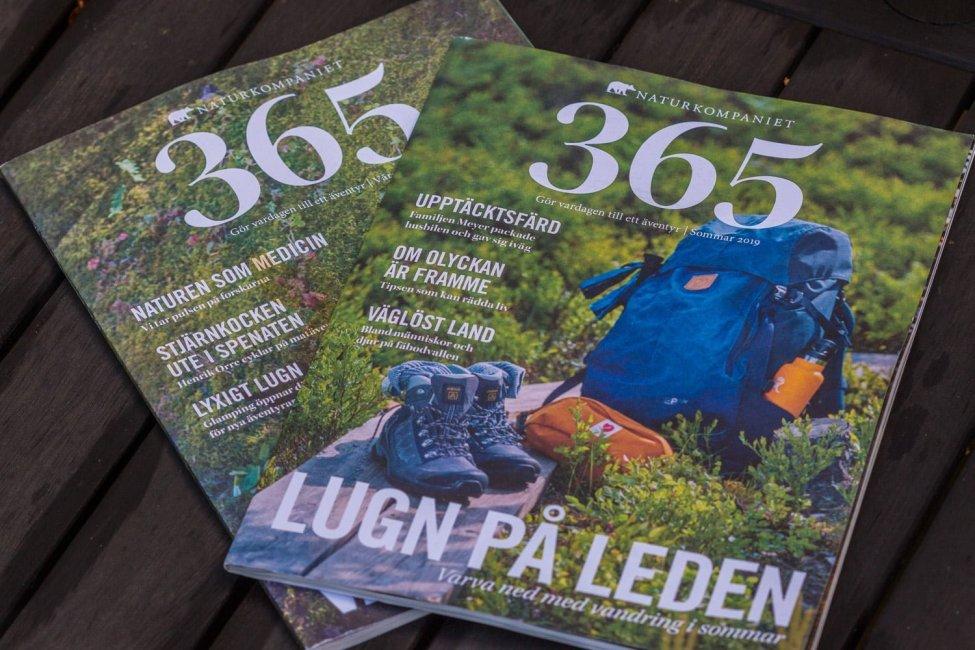 365 av Naturkompaniet