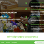 Website Redesign For Oms Montessori Kajoom Ca