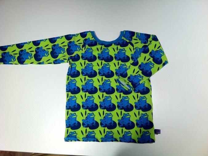 Frosch-Shirt