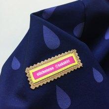 Softshell-Jacke kakakiri Snappap Label