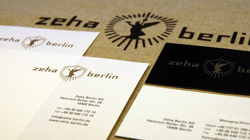 Kakoii Berlin Werbeagentur ZEHA. Corporate Design.