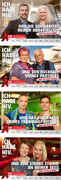 Weltaidstag Kampagne 2013