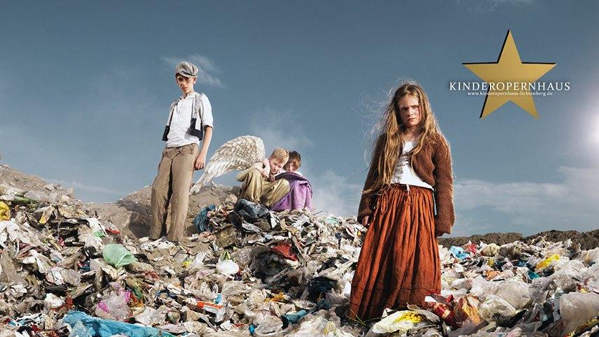 Kakoii Berlin Werbeagentur - Kinderoper. Kampagne.