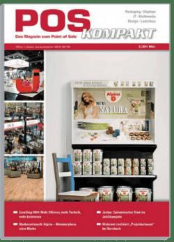 Cover story Alpina in POS-Kompakt