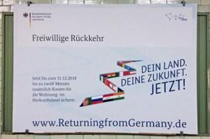 Rückkehr Kampagne