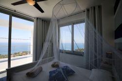 Doppelschlafzimmer mit Meerblick
