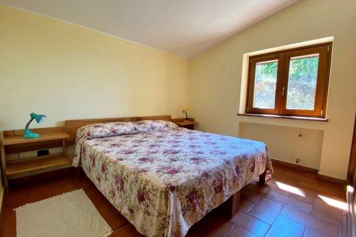 Schlafzimmer Casa Lorenza Kalabrien