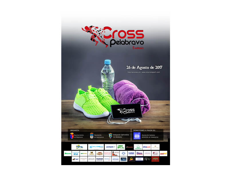 Cartel Cross Pelabravo
