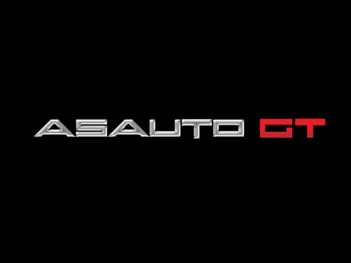 Logotipo Asauto GT