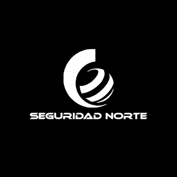 Logotipo de Seguridad Norte