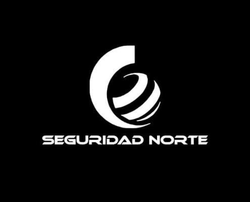 Logotipo de Seguridad Norte