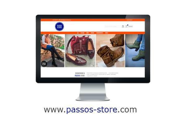 Tienda Online de Moda Passos Store