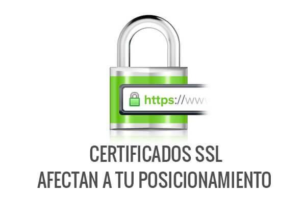 Certificados SSL y SEO