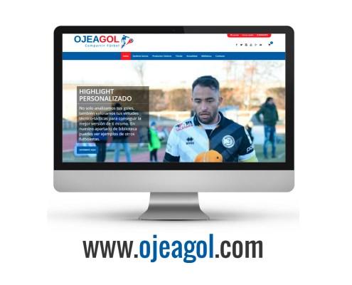 Página web Ojeagol