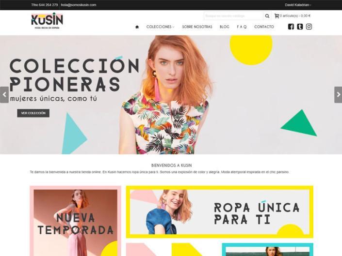Tienda Online Somos Kusin