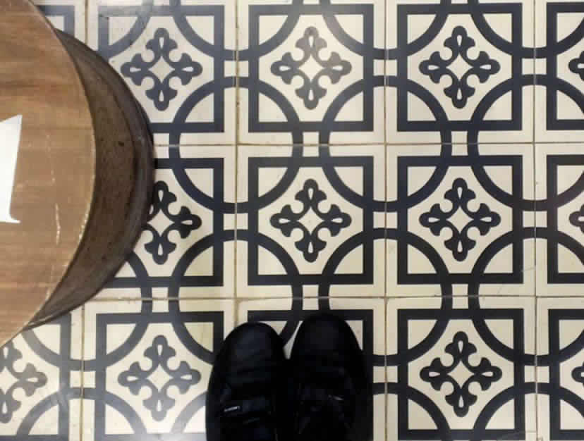 Sydney Tiles Vintage Art Deco Floors Bathroom Bespoke