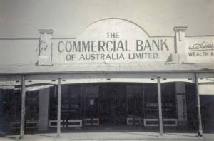 Commercial Bank of Australia, AYR 1953