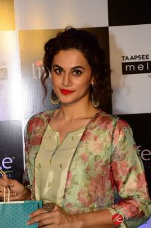Taapsee Pannu as Brand Ambassador of Melange by Lifestyle (4)