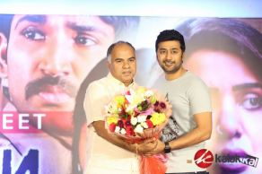 U Turn Success Meet (2)