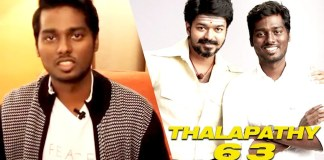 Vijay 63 Movie Tickets