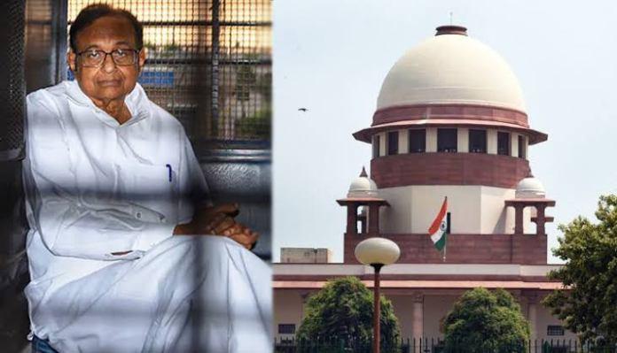 Bail plea filed by P Chidambaram