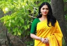 Sunaina in Bigg Boss4