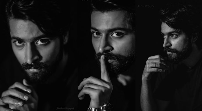 Actress Harish Kalyan latest photoshoot images