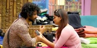 Shivani With Balaji Murugadoss