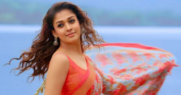 Nayanthara in Jwellery Ad