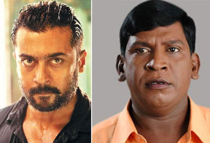 Vadivelu, Suriya combo to be back for Suriya 40 after 12 years