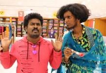 Bala and Thangadurai Shopping in Velavan Stores