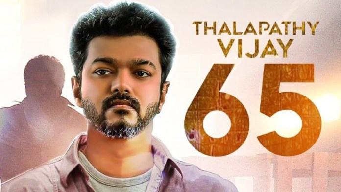 Thalapathy 65 First Look Leaked