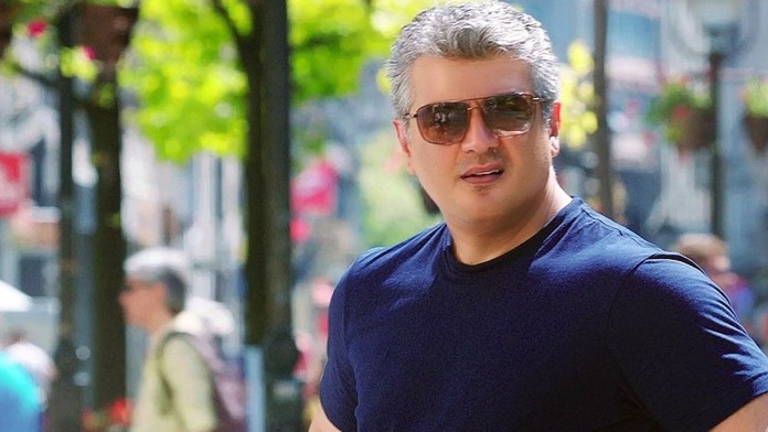 Ajith Press Release about Valimai Update