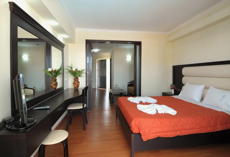 Caretta Beach Hotel in Kalamaki Zakynthos Greece