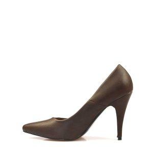 reducere Pantofi dama maro Roja, cel mai mic pret