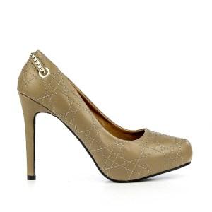 reducere Pantofi dama Lola khaki, cel mai mic pret