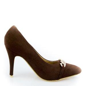 reducere Pantofi dama Electro maro, cel mai mic pret