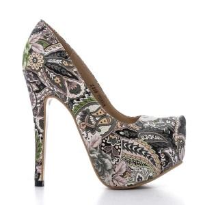 reducere Pantofi dama Kerry 1 verzi, cel mai mic pret