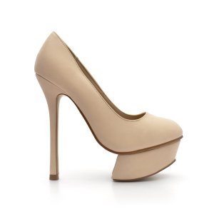 reducere Pantofi dama Macrina bej, cel mai mic pret