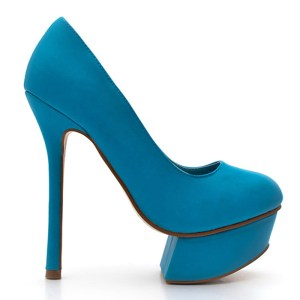 reducere Pantofi dama Macrina bleu, cel mai mic pret