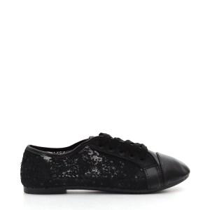reducere Pantofi dama June negri, cel mai mic pret
