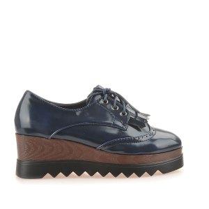 reducere Pantofi Dama Leila Albastri, cel mai mic pret