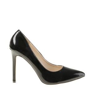 reducere Pantofi dama Eugenia negri, cel mai mic pret