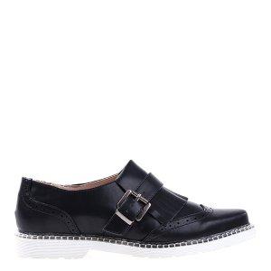 reducere Pantofi dama Malinda negri, cel mai mic pret