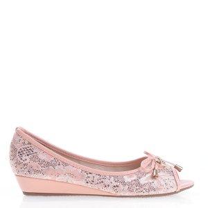 reducere Pantofi dama Oprah roz, cel mai mic pret