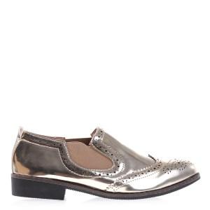 reducere Pantofi dama Mattie aurii, cel mai mic pret