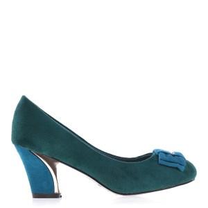 reducere Pantofi dama Byrd verzi, cel mai mic pret