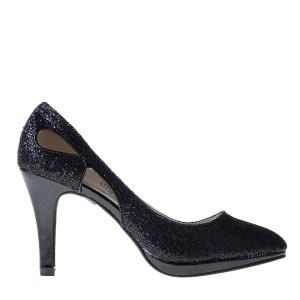 reducere Pantofi dama Taya negri, cel mai mic pret