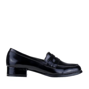 reducere Pantofi dama Tripp negri, cel mai mic pret