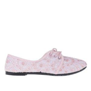 reducere Pantofi dama Gabriela roz, cel mai mic pret